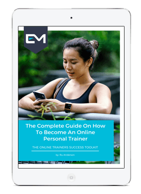 How to become an online personal trainer guide
